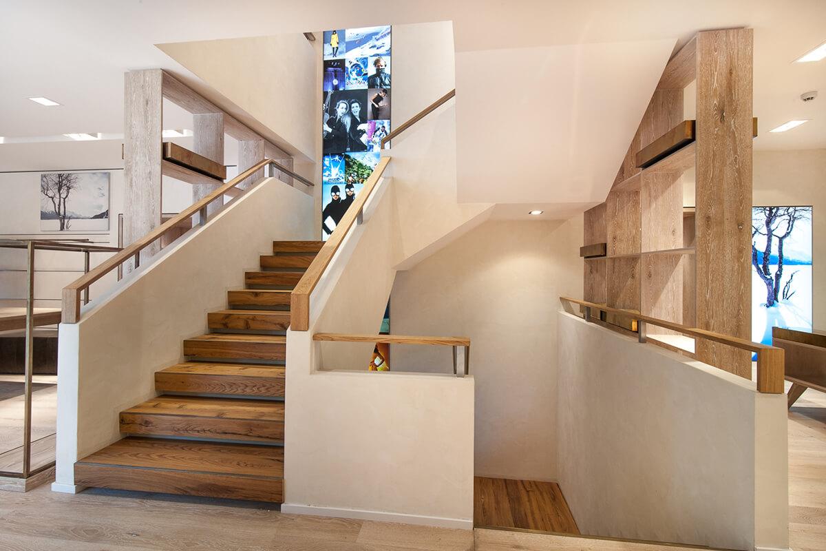 mhp architekten innenarchitekten m nchen bogner haus. Black Bedroom Furniture Sets. Home Design Ideas