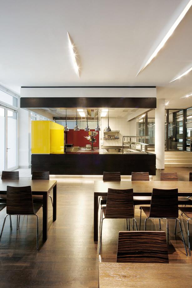 mhp architekten innenarchitekten m nchen cond nast verlag. Black Bedroom Furniture Sets. Home Design Ideas