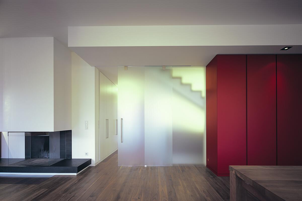 Architektur Innenarchitektur Wohnhaus Am Ammersee 04