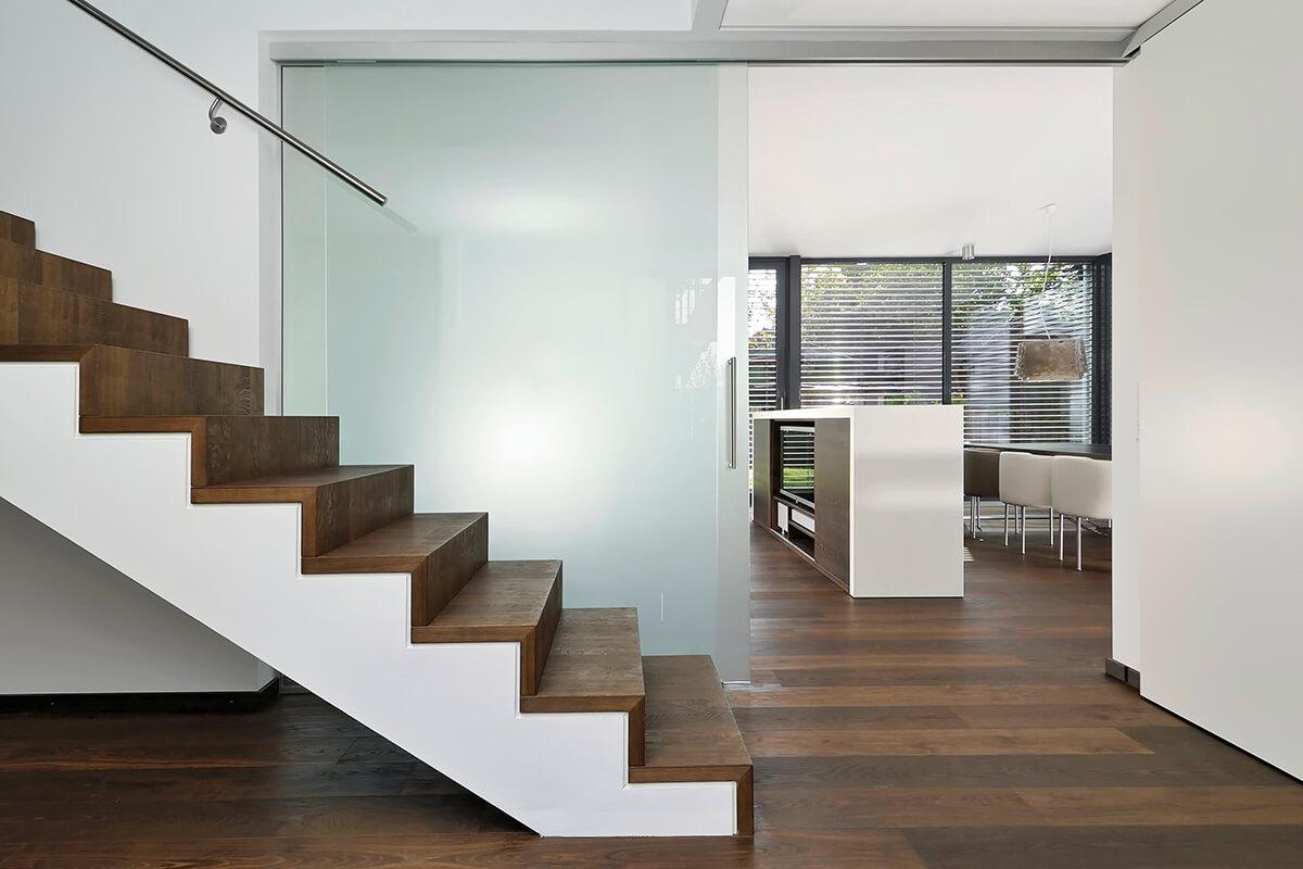 Architektur Innenarchitektur Wohnhaus K 07