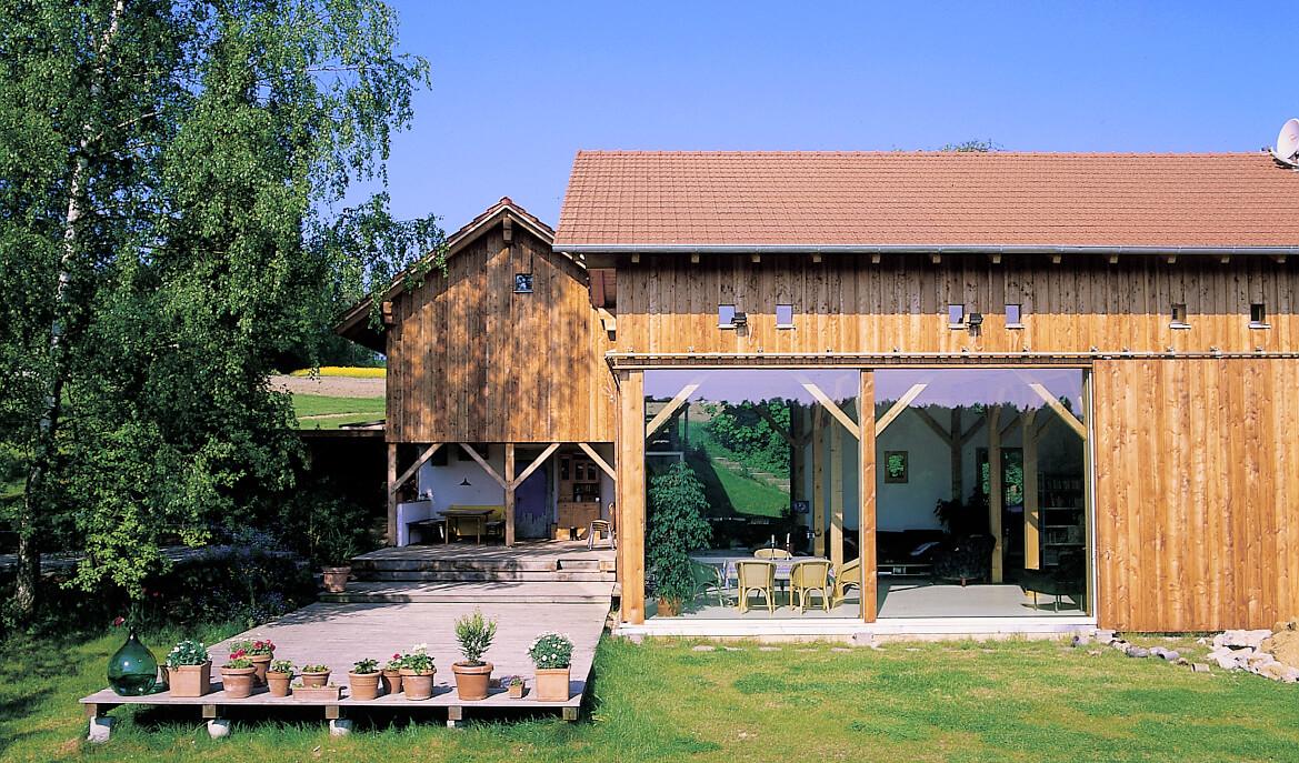 mhp architekten innenarchitekten m nchen wohnhaus a m. Black Bedroom Furniture Sets. Home Design Ideas
