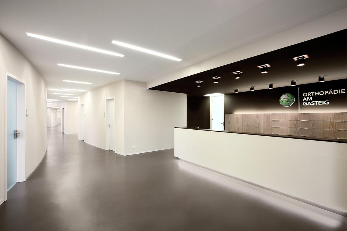 Orthopädie Am Gasteig : mhp architekten innenarchitekten m nchen praxis orthop die am gasteig ~ Watch28wear.com Haus und Dekorationen