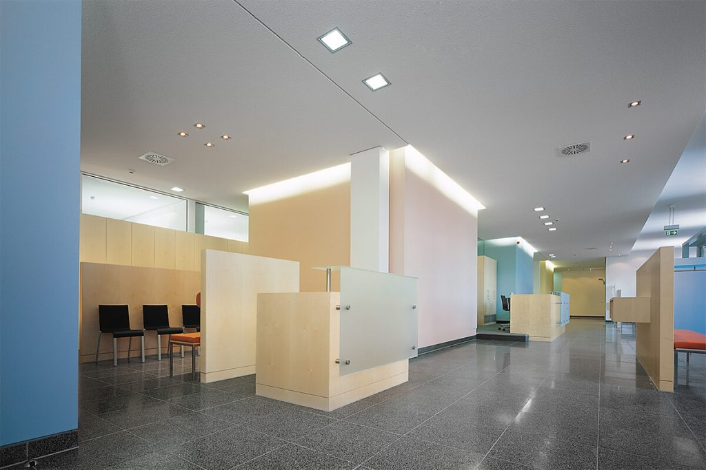 Innenarchitektur: OCM Klinik 01
