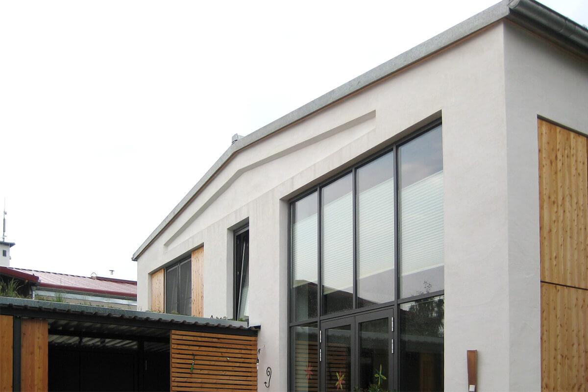 Umbau wohnhaus e a mhp architekten innenarchitekten for 03 architekten