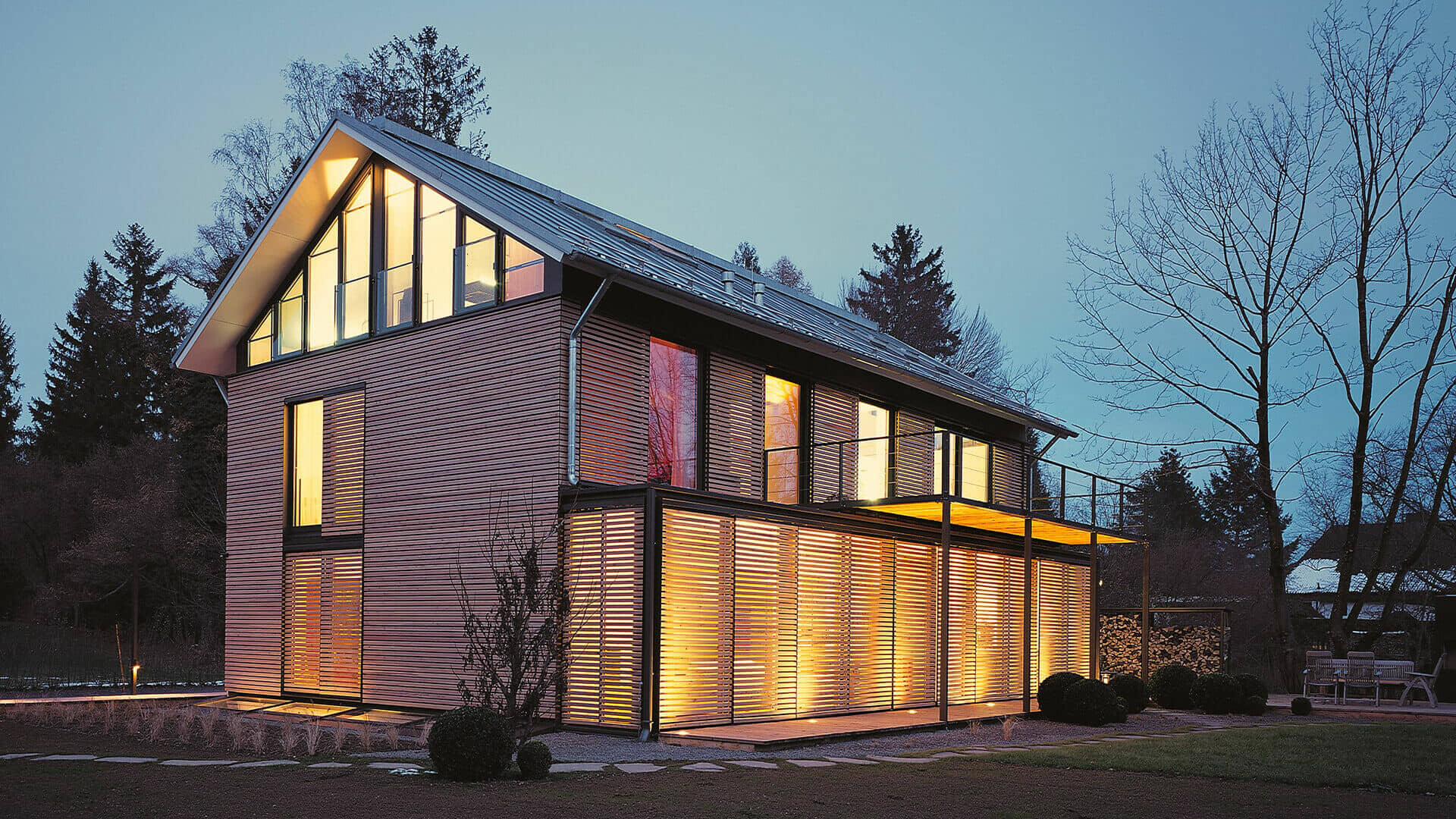 Architektur & Innenarchitektur: Wohnhaus J. Home