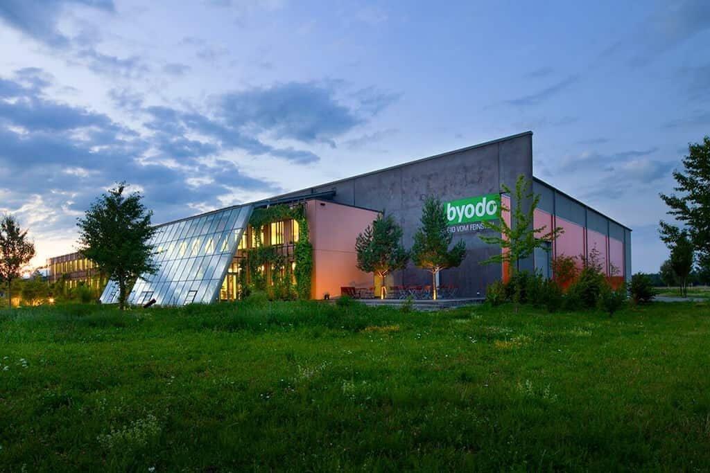 Architektur & Innenarchitektur: Byodo Naturkost GmbH