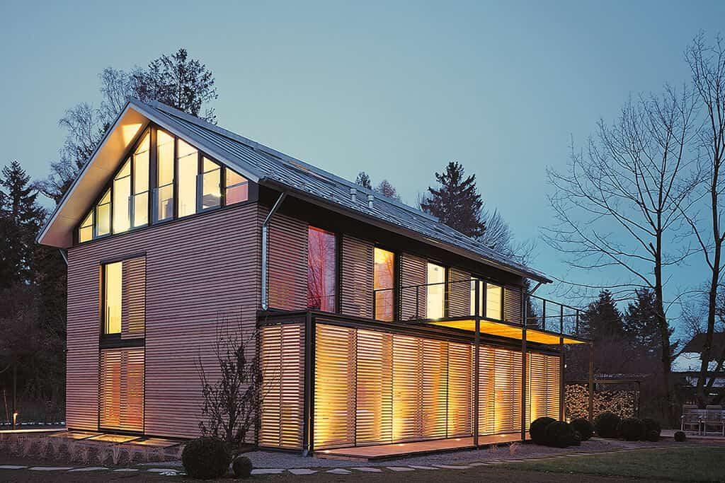 mhp   Architekten Innenarchitekten: Wohnhaus am Ammersee