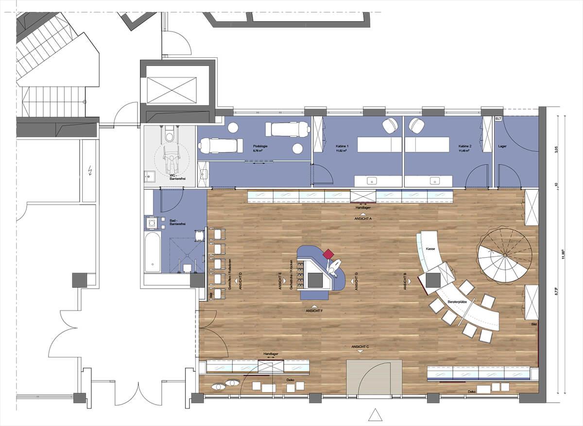 Mhp Architekten Innenarchitekten M 252 Nchen Sanit 228 Tshaus