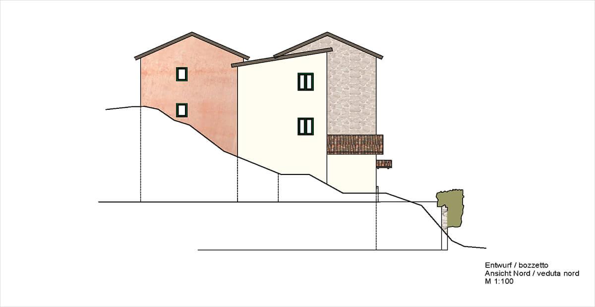 mhp architekten innenarchitekten m nchen rustico in. Black Bedroom Furniture Sets. Home Design Ideas